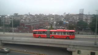Metro Bus Lahore added more buses