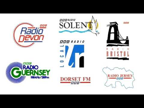 BBC South West & BBC West local radio jingles 1994