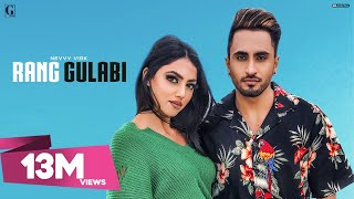 Rang Gulabi Nevvy Virk Ft. Sukhe (Full ) | Latest Punjabi Songs 2018 | GK.DIGITAL | GEET MP3