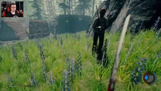 THE FOREST Z EKIPĄ S2 #23 - Nowi kanibale?! | Vertez, LJay, HunterBright, Swiatek