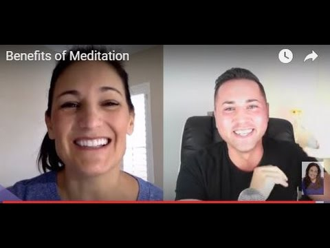 The Quantum Success Show-Benefits of Meditation
