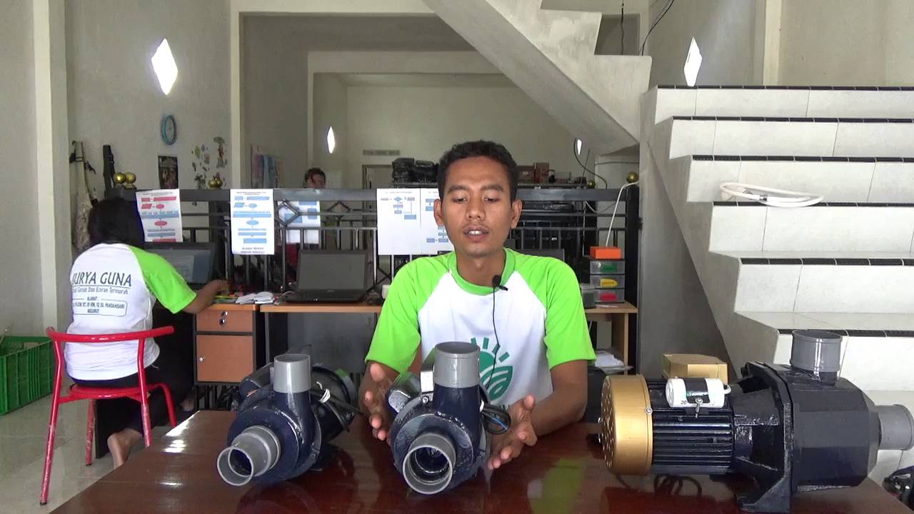 Review Dewa Pompa Air Modifikasi Mantap Gan Silahkan Di