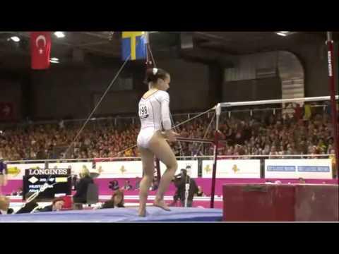 Raluca Haidu UB (Team Finals, Brussels 2012)