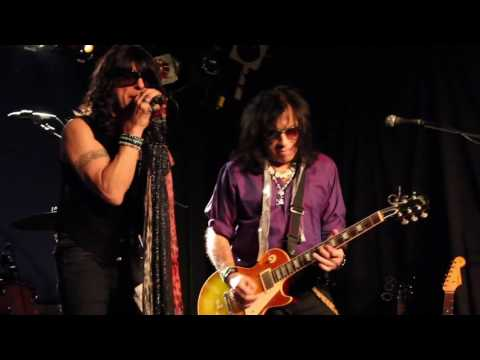 Pump Aerosmith Tribute Band