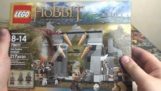 Лего Хоббит 79011 Lego Hobbit - Засада у крепости Дол Гулдур
