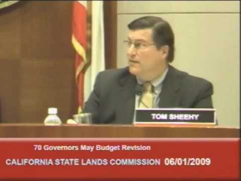 California State Lands Commission Hearing on Offshore Oil Drilling (2 of 7)