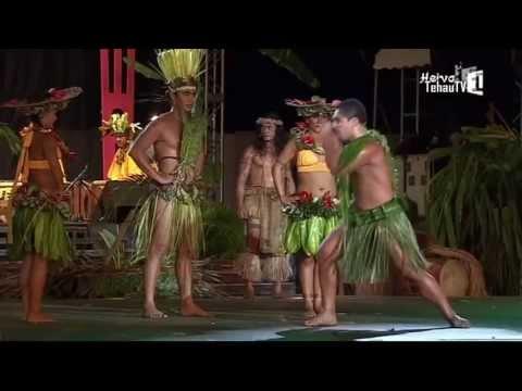Heiva i Tahiti 2013 : Groupe Pupu Tuhaa Pae [Haute Qualité]