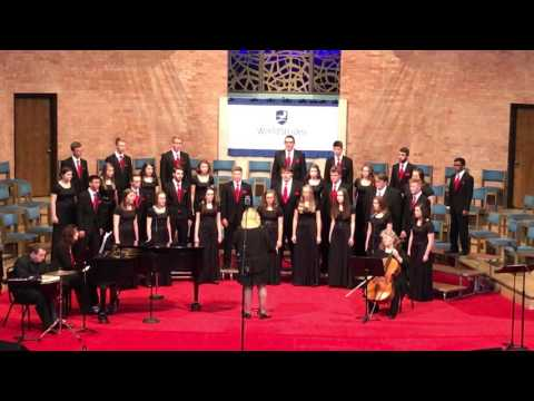 Parkersburg High School Chamber Choir - For the Sake of Our Children