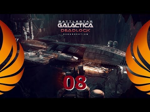 Rival Plays - BSG:Deadlock - Resurrection | Ep 08 - Ambush x3
