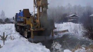 видео бурение скважин екатеринбург