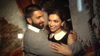 Bajirao Mastani | Interview of Ranveer Singh & Deepika Padukone | Box Office India