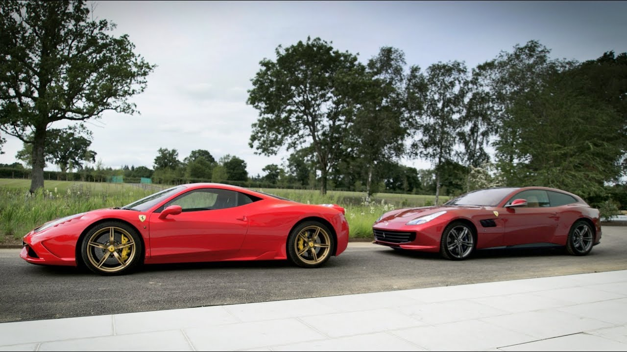 EXCLUSIVE: CAME TO THE UK TO PICK UP A NEW FERRARI LUSSO!