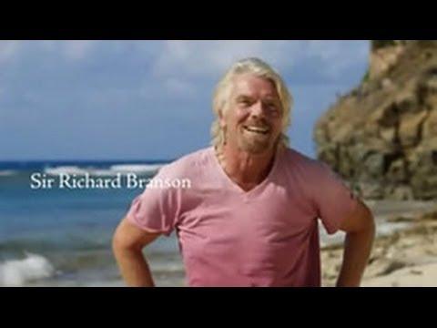 Save the ocean - Richard Branson video