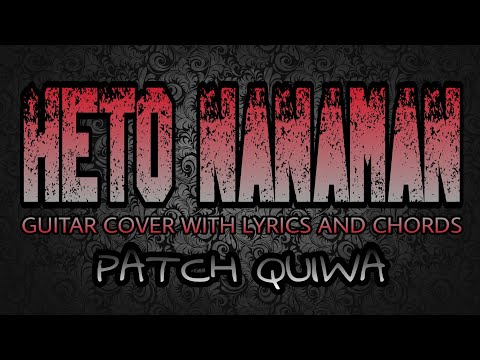 Just Sayin\' - Patch Quiwa (Guitar Cover With Lyrics & Chords)