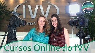 Novos Cursos Online do Instituto Valéria Vaz