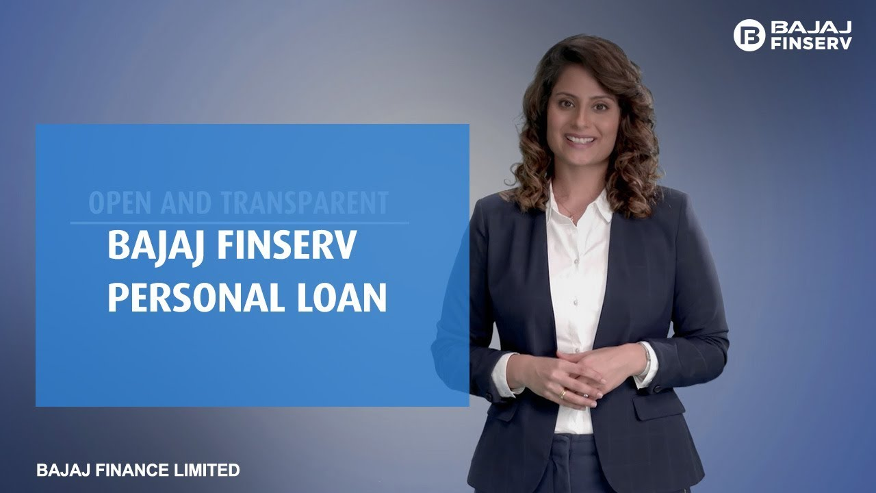 Personal Loan From Bajaj Finserv Youtube