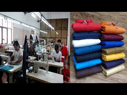 फ़ैक्टरी से शर्ट ख़रीदे | CHEAPEST SHIRT WHOLESALE BIGGEST SHIRT FACTORY IN DELHI KIDS/MENS CLOTHES