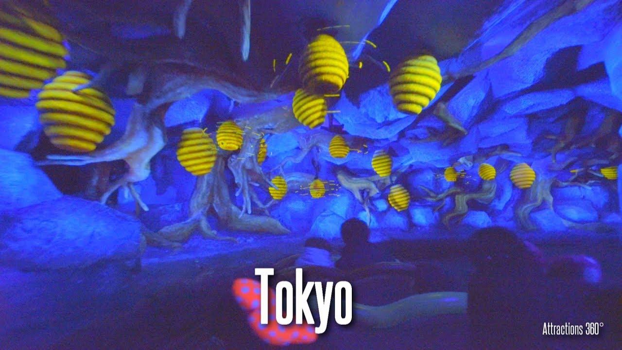 [4K] Splash Mountain Log Ride - Tokyo Disneyland