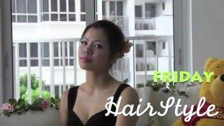 Monday to Friday hairstyle Thumbnail