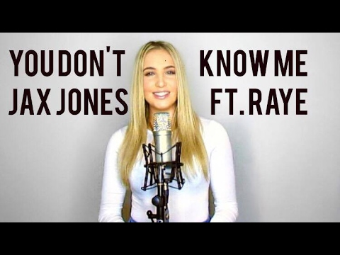 Jax Jones ft. Raye - You Don't Know Me (Isabelle Stern)