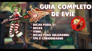 GUIA COMPLETO DE COMO JOGAR DE EVIE