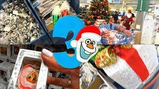 НОВЫЙ ГОД 2019 ОКЕЙ 3 ЦЕНЫ Обзор новогодний КАТАЛОГ товаров Новые товары Подарки Декор декабрь