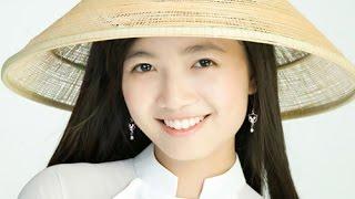 VIETNAMESE LADIES -Vietnam's top 5 beautiful young teacher