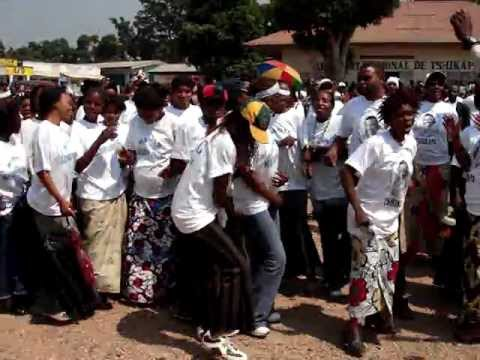 Congo Tshikapa Holiday