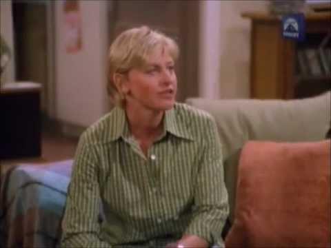 Ellen 5x03 Roommates - Part 1