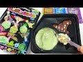 日本食玩魔女搅搅拌拌青苹果味 Kracie Witch Neruneru DIY magical candy