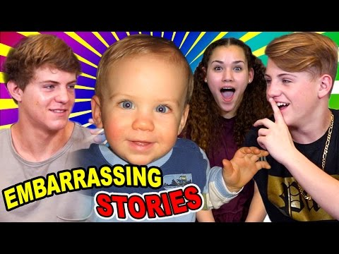 Thumbnail: MattyBRaps MOST Embarrassing Stories!!!
