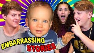 MattyBRaps MOST Embarrassing Stories!!!