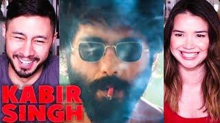 KABIR SINGH | Shahid Kapoor | Teaser Reaction!