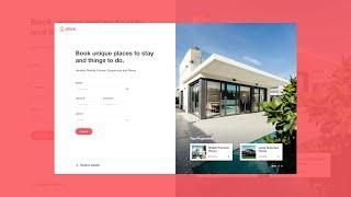 Gambar cover Sketch - Airbnb UI UX Design Timelapse Video