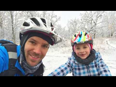 Mountain Biking in Birds Hill Park with Sprockids - Manitoba