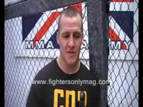 Paul Kelly wants to hurt Troy Mandaloniz at UFC 95...