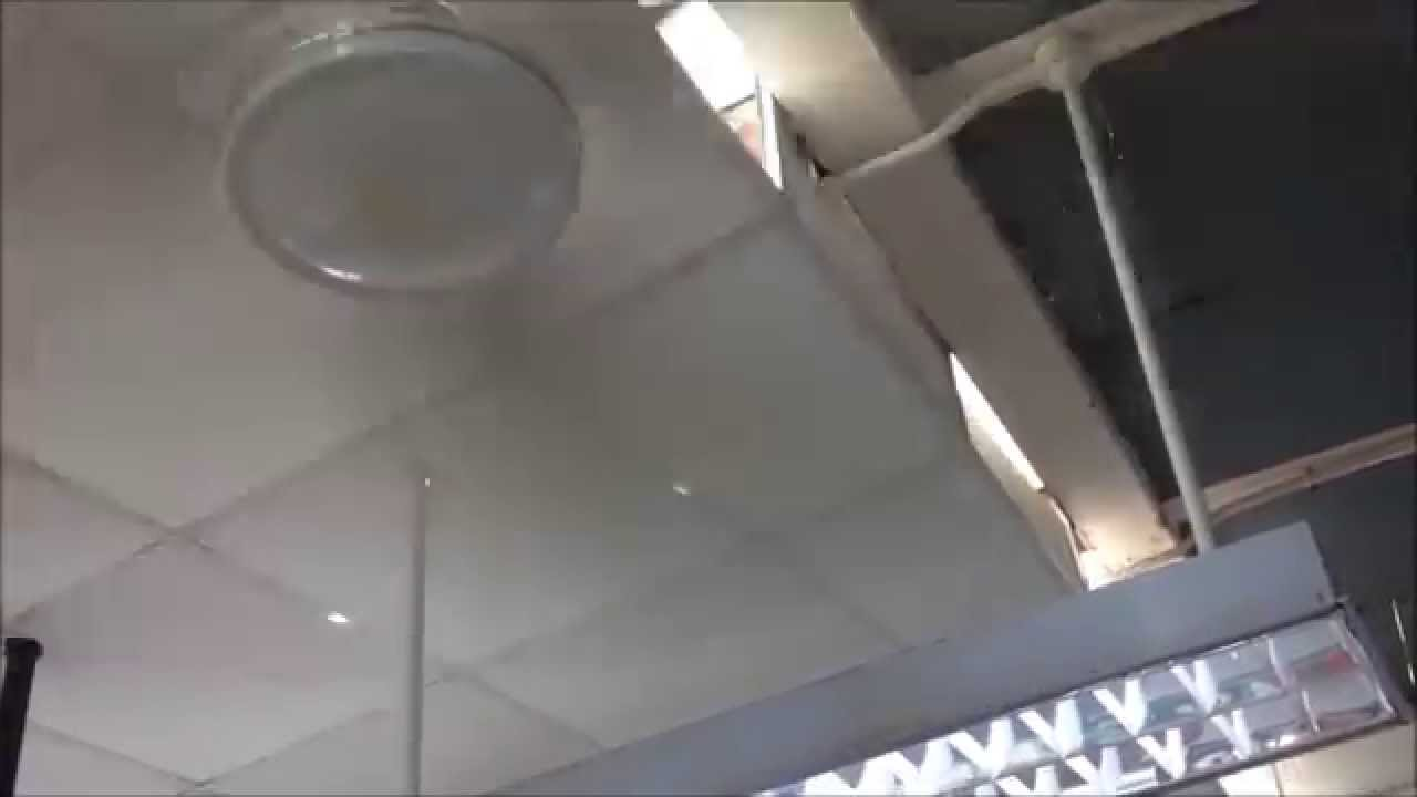 Smc K56 Ceiling Fans In My Classroom Youtube