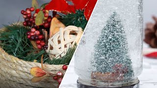 12 Days Of Holiday Decor DIYs