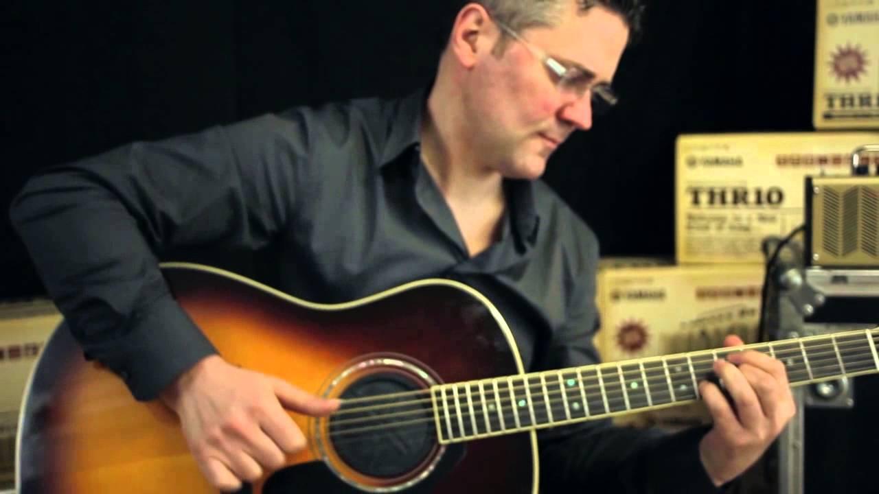 Yamaha l series guitars youtube for Yamaha l series guitars