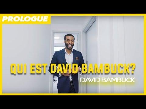 Download QUI EST DAVID BAMBUCK?   PROLOGUE avec David Bambuck