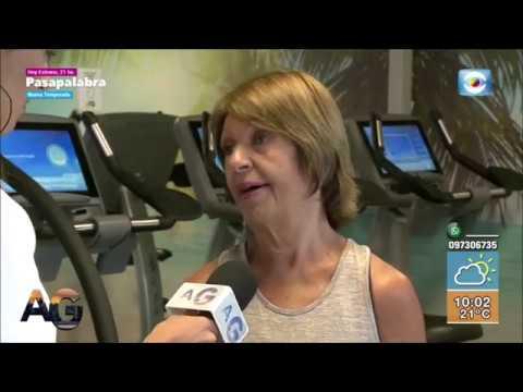 Ana María López en