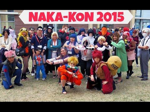 Naka-Kon 2015 (Overland Park, KS)