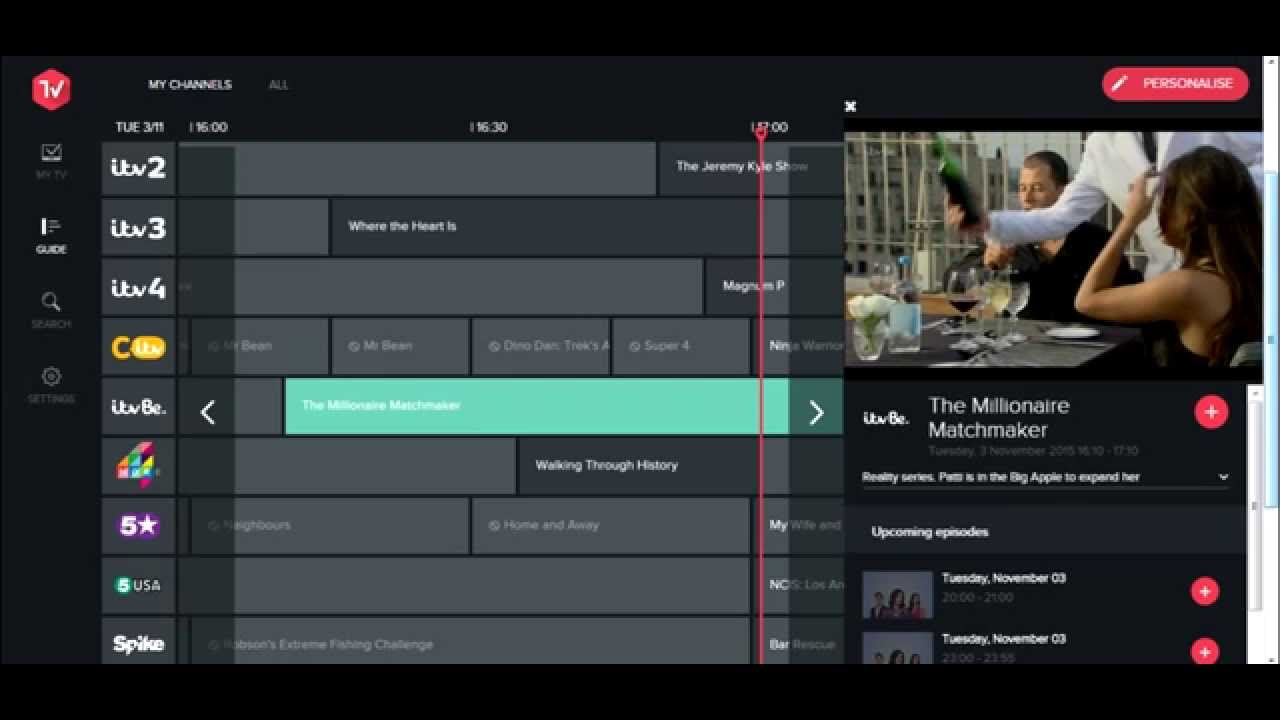 how to watch live tv on internet for free
