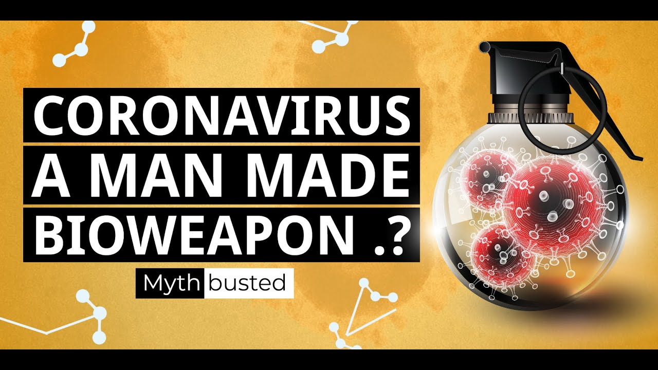 Coronavirus laboratory created - Coronavirus Man Made Bioweapon?