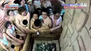 Funny Japanese Crowd Prank