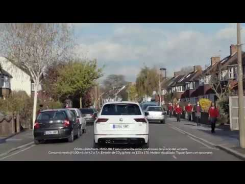 Anuncio Volkswagen Tiguan 2017