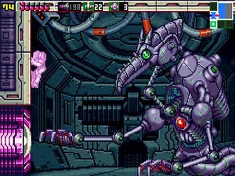 Metroid Zero Mission: Meta Ridley[Final Boss] + Ending