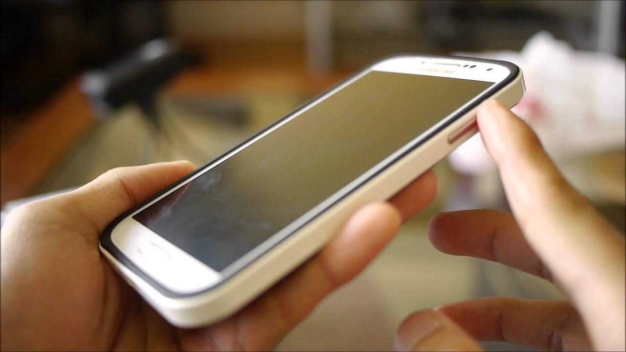 timeless design c722e 6ac13 Spigen Neo Hybrid Samsung Galaxy S4 case hands-on