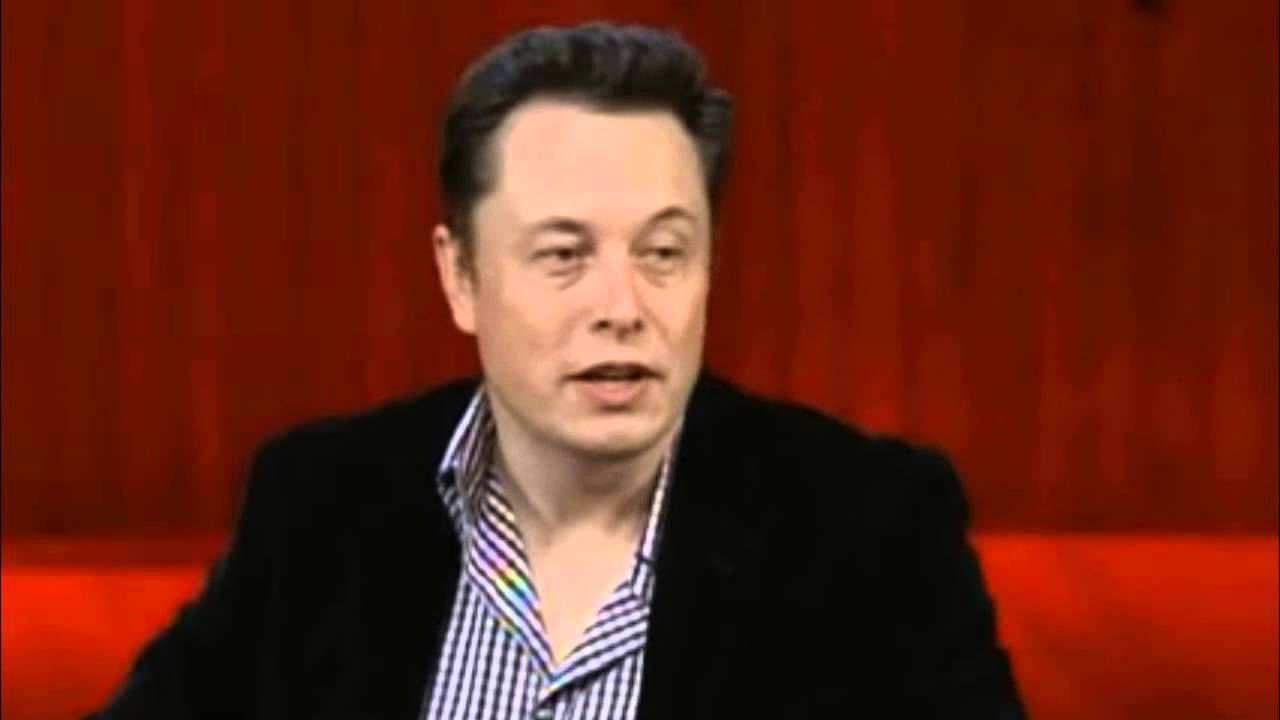 Elon Musk: 'With artificial intelligence we are summoning the demon.'
