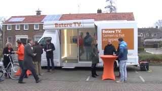 GPTV: Ziggo-abonnees in Gorredijk zoeken zenders
